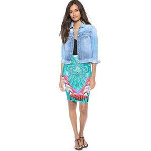 MARA HOFFMAN Benigi Pencil Skirt Size M